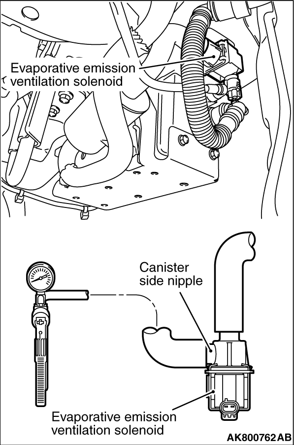 13b Dtc P0455 Evaporative Emission Control System Leak Detected