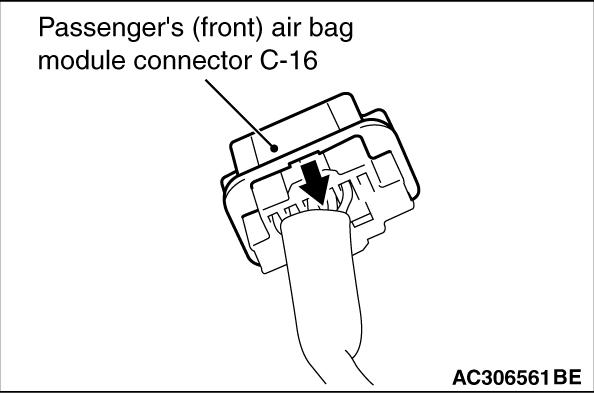 52b Dtc B1b0b Front Passengers Air Bag Squib Short Circuited